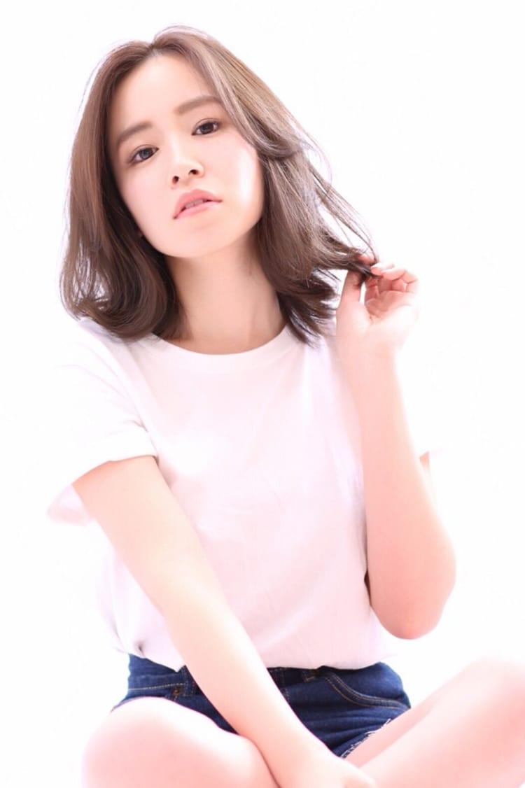 【Ash反町店/片庭千晴】外ハネ☆ナチュラルボブティ サブ写真②