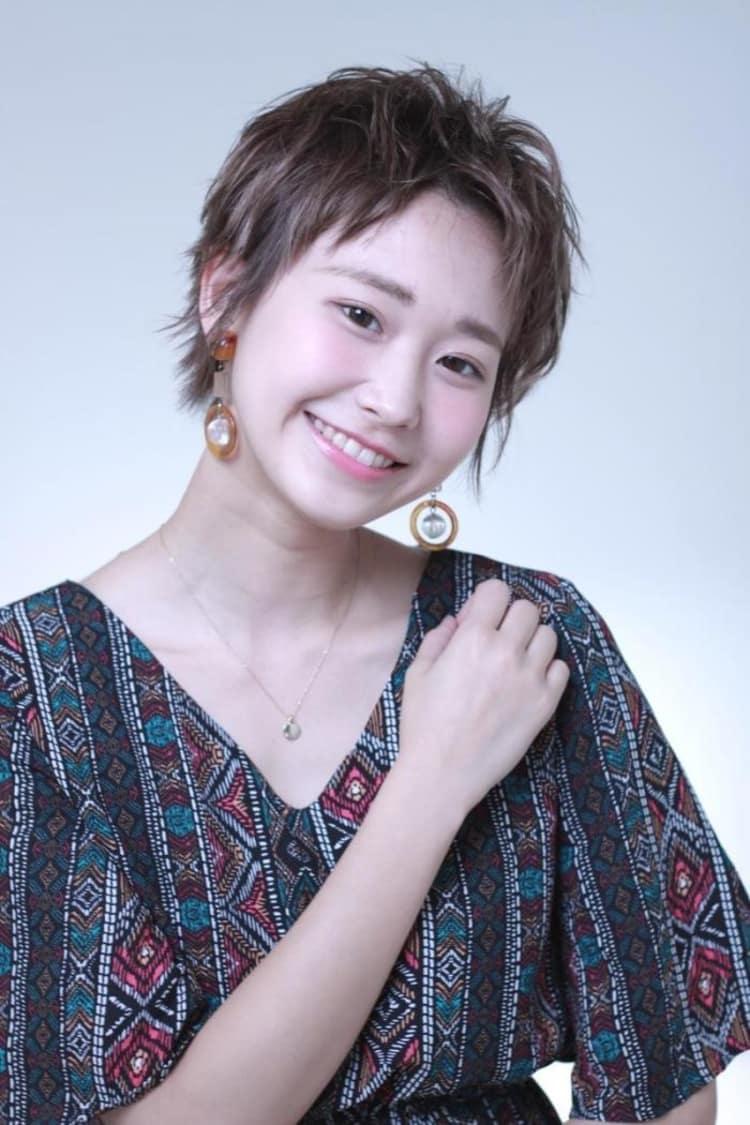 かわいい小顔ショートカット|ヘアカタログ ash 武蔵小杉店 細川 裕次郎