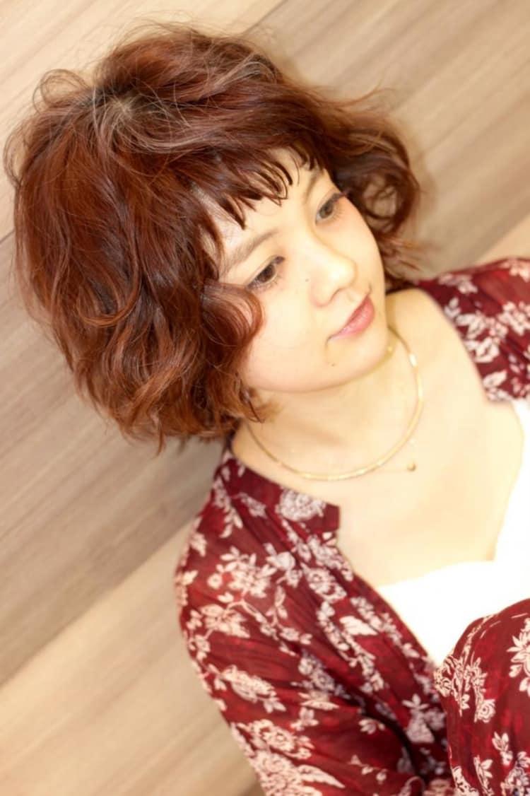 【Ash都立大学】マッシュフェザーカール|メイン写真