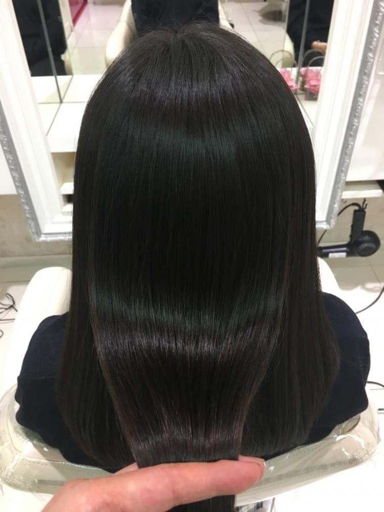 髪質改善縮毛矯正|メイン写真