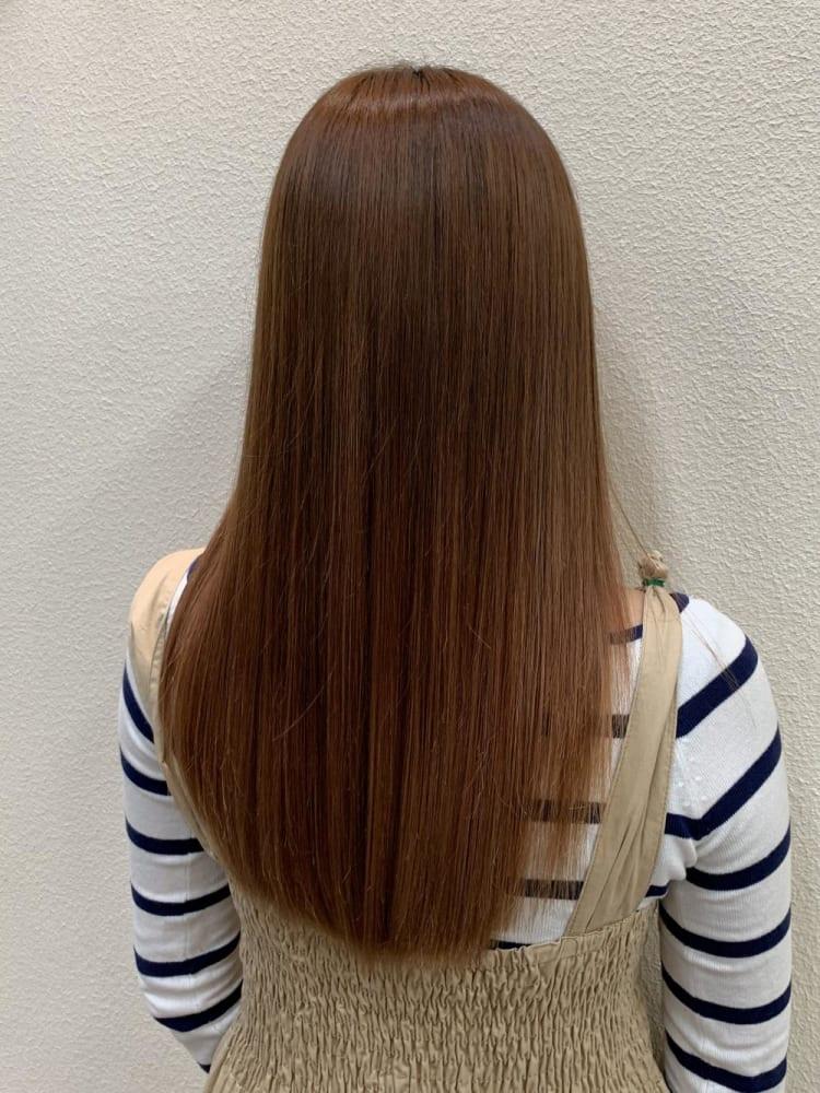髪質改善|メイン写真