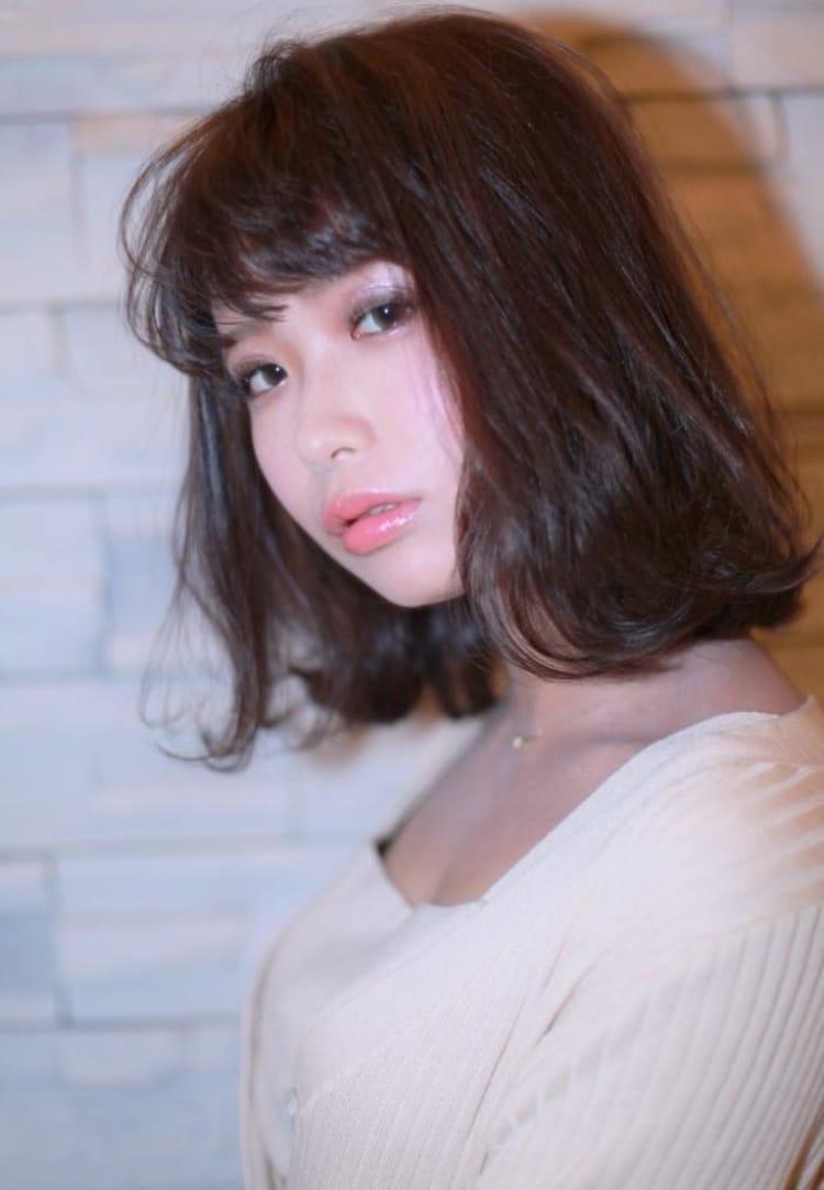 王道モテ♪ほの揺れワンカールボブ|メイン写真