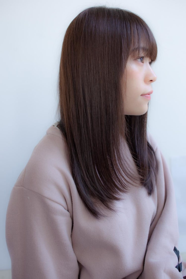 髪質改善ナチュラルストレート|サブ写真②