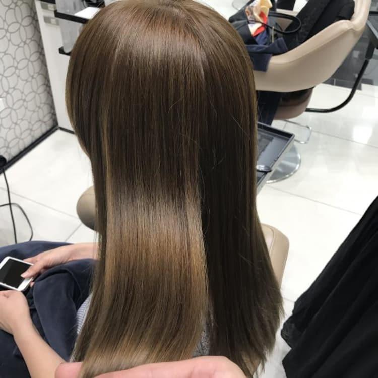 髪質改善!うる艶縮毛矯正!|メイン写真