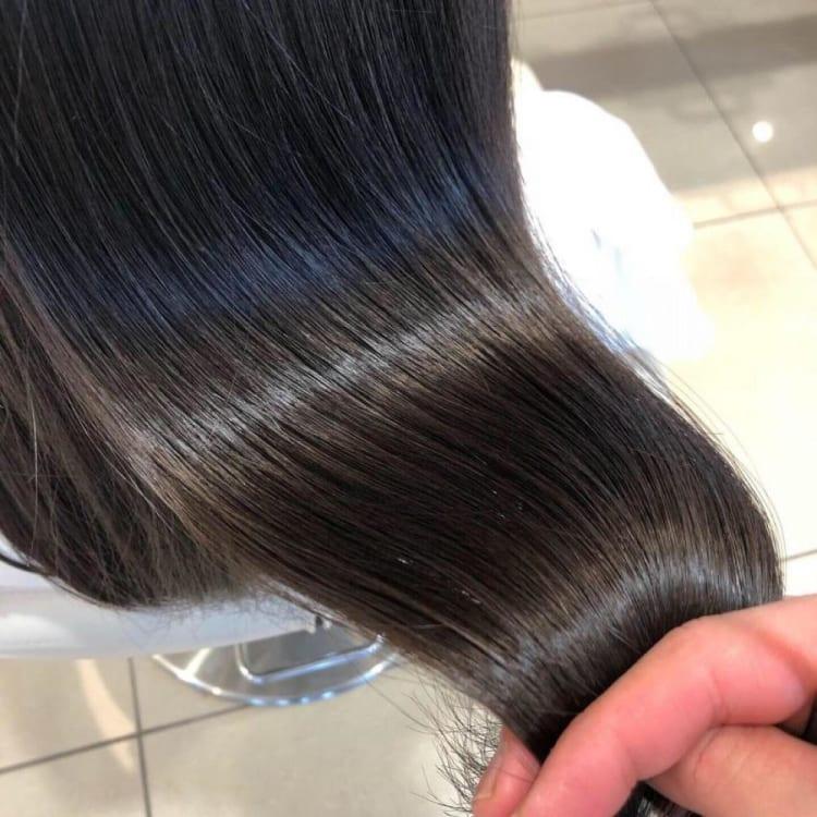 髪質改善縮毛矯正|サブ写真②