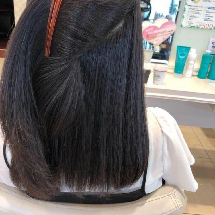 髪質改善縮毛矯正|サブ写真③