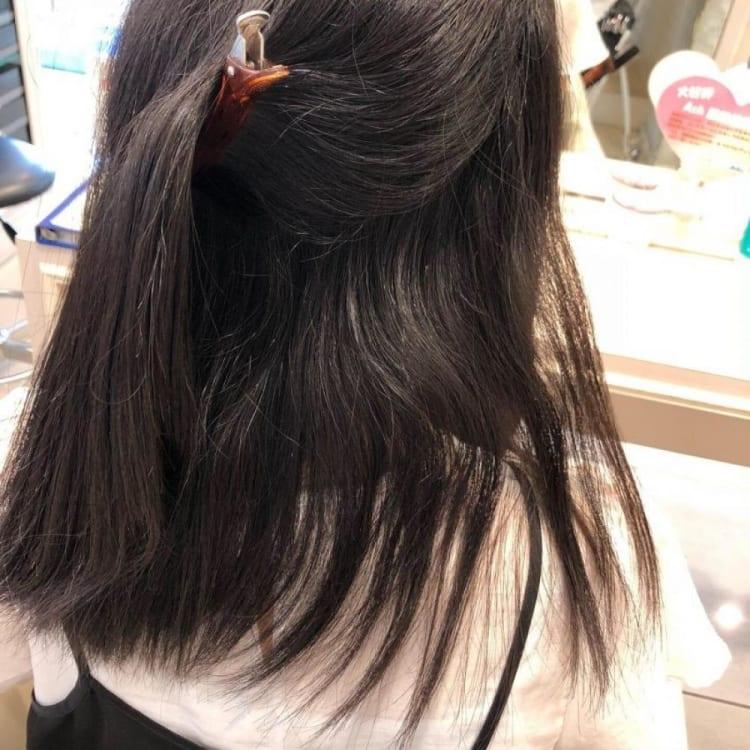 髪質改善縮毛矯正|サブ写真④