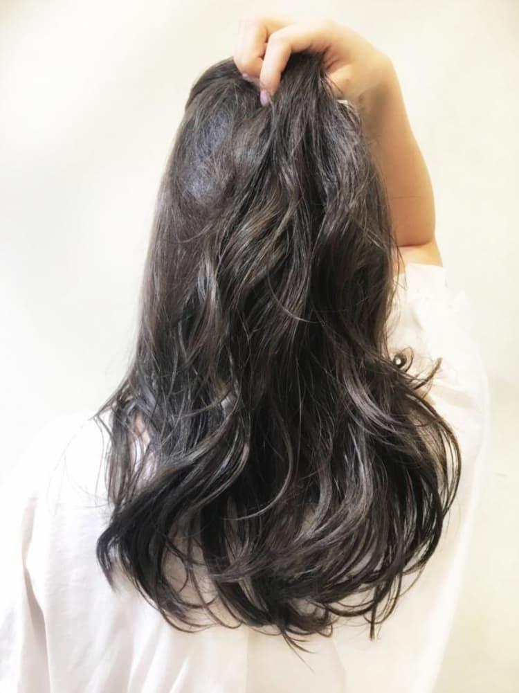 イルミナカラーで艶髪ロング☆|メイン写真