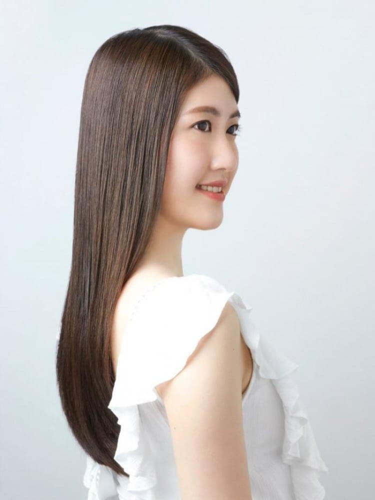 ダメージレスの最新縮毛矯正|メイン写真