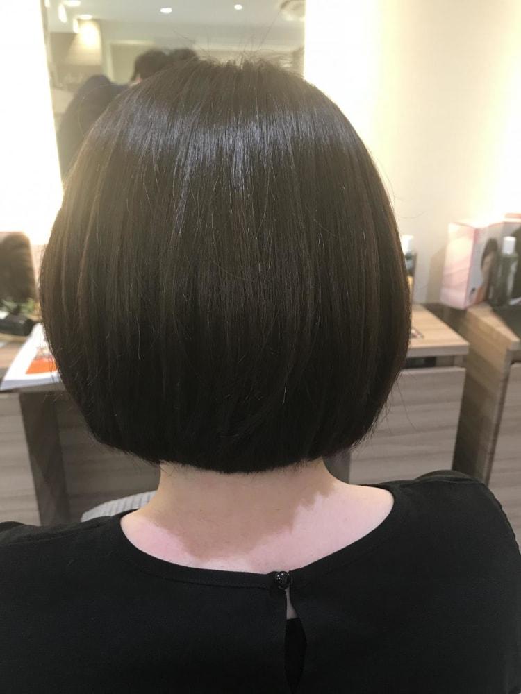 プレミアム縮毛矯正|サブ写真②