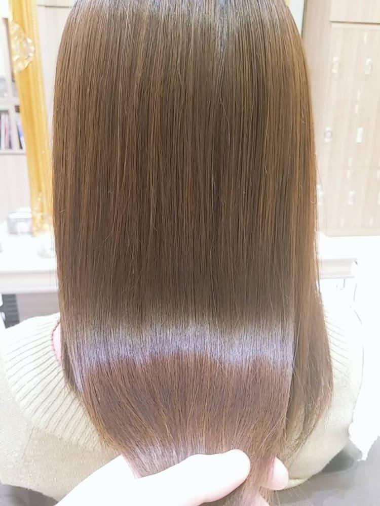 髪質改善ストレート|メイン写真