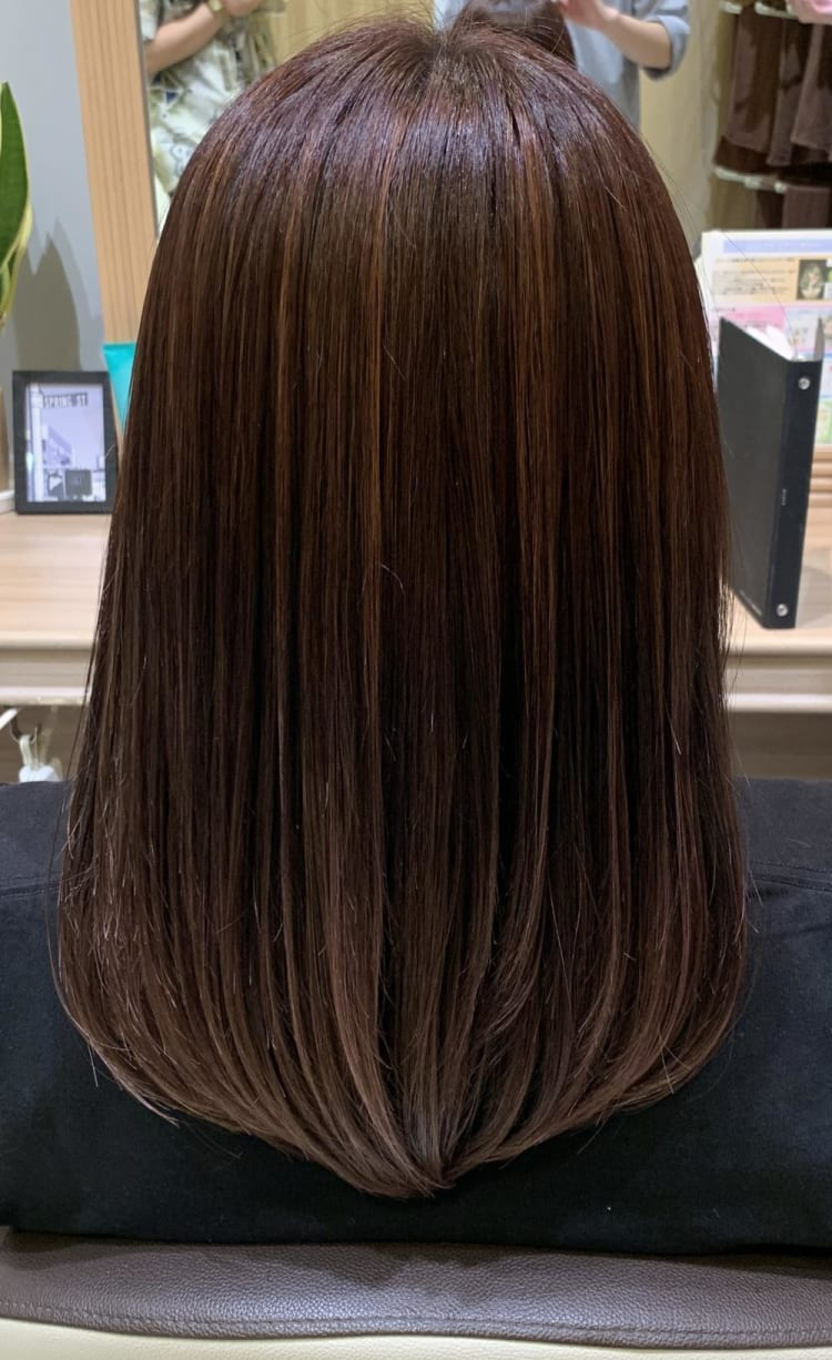 キラハ縮毛矯正でハイダメージも安心 メイン写真