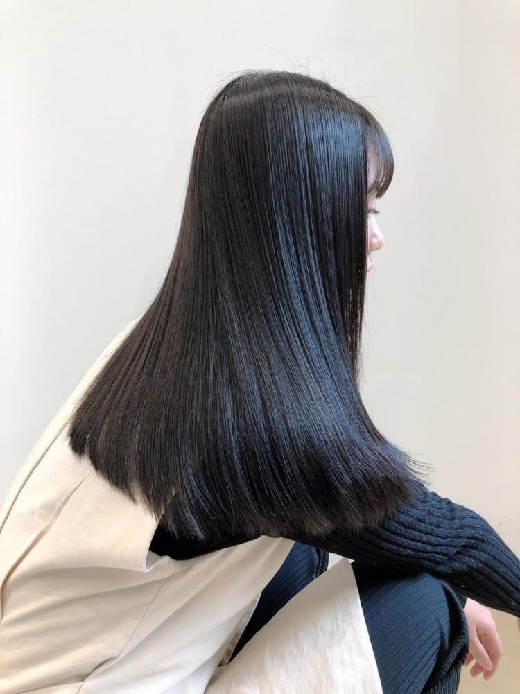 キレイな髪の第一歩:酸熱トリートメント|メイン写真