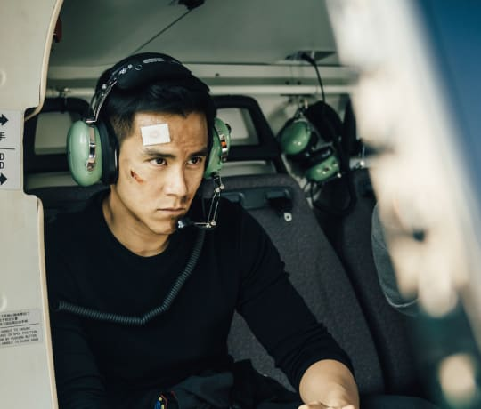 The Rescue (China/Hong Kong 2020) - Movie Review