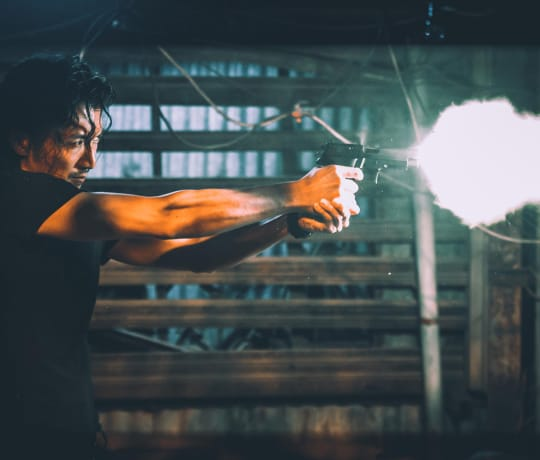 Benny Chan's Raging Fire: The Best Hong Kong Action Movie in a Decade! (Review)