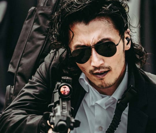 Donnie Yen and Nicholas Tse's new Action Thriller Explodes With First Trailer
