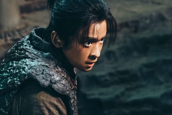 A Writer's Odyssey/Assassin In Red (China 2021) - Movie Review