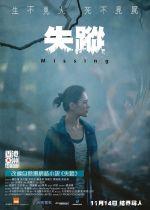 Missing film poster