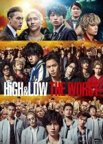 High & Low: The Worst film poster