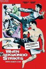 When Taekwondo Strikes - 1973