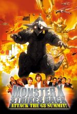 The Monster X Strikes Back: Attack the G8 Summit - 2008