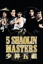Five Shaolin Masters - 1974