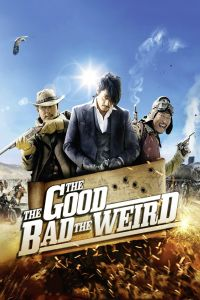 The Good, The Bad, The Weird film poster