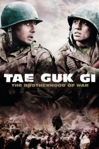 Tae Guk Gi: The Brotherhood of War film poster