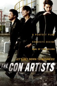 The Con Artists film poster