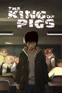 The King of Pigs film poster