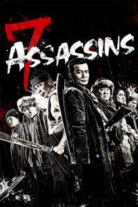 7 Assassins film poster
