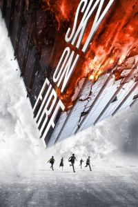 Sky on Fire film poster