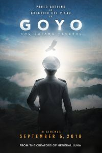 Goyo: The Boy General film poster