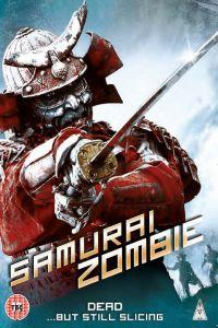Samurai Zombie film poster
