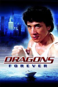Dragons Forever film poster