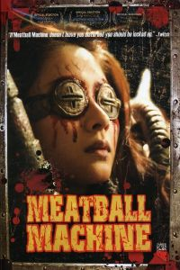 Meatball Machine film poster