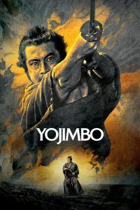 Yojimbo film poster