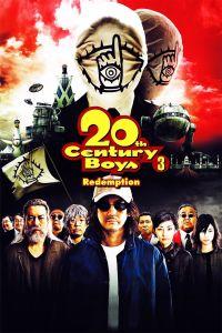 20th Century Boys 3: Redemption film poster