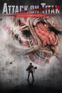 Attack on Titan film poster
