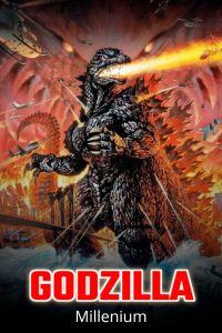 Godzilla 2000: Millennium film poster