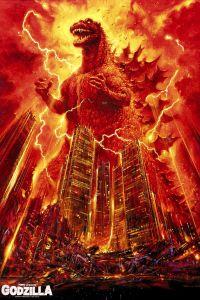 The Return of Godzilla film poster