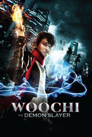 Woochi: The Demon Slayer film poster