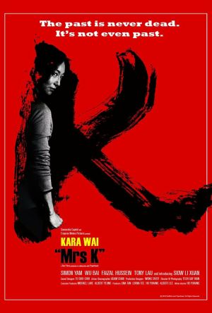 Mrs K film poster