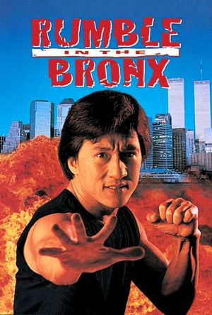 Rumble in the Bronx film poster