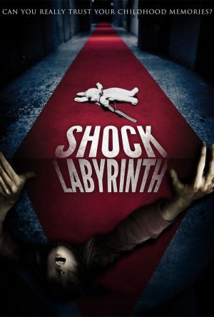 The Shock Labyrinth film poster