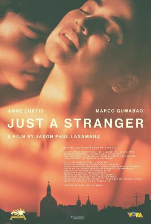 Just a Stranger film poster