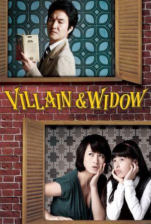 Villain & Widow film poster