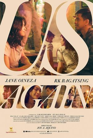 Us Again film poster