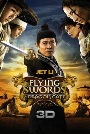 Flying Swords of Dragon Gate film poster