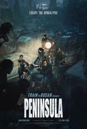 Peninsula film poster
